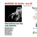 Ultima data dell'International Jazz Day a Monteprandone