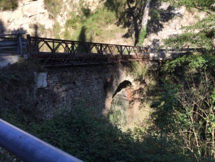 Ponte a Venarotta sulla SP 177