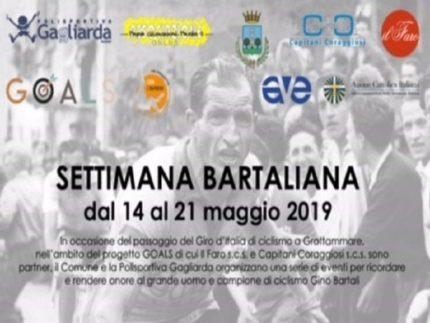 Locandina della Settimana Bartaliana