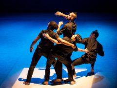 """Spettacolo di danza """"Convergenze"""""""
