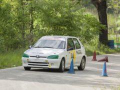 Slalom automobilistico Roccafluvione - Venarotta