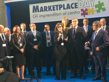 Marketplace, imprenditori al centro