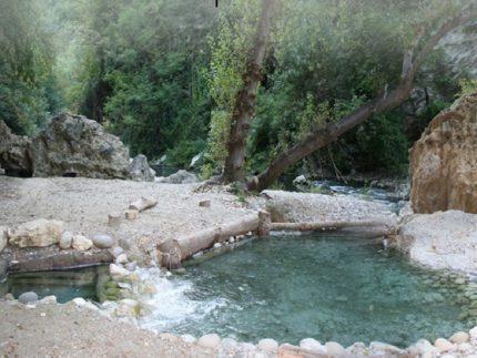 "Percorso ""Lu Vurghe"" ad Acquasanta Terme"