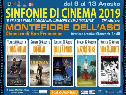 """""""Sinfonie di cinema"""" a Montefiore dell'Aso"""