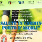 Camminata a San Benedetto del Tronto