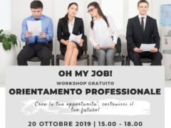 "Workshop ""Oh my job!"" a Grottammare"