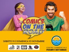 Comics on the Road al Centro Commerciale Ipersimply Grottammare