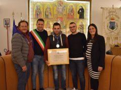 Premiazione a di Francesco Nespeca a Monteprandone
