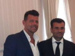 Maurizio Mangialardi e Antonio Decaro