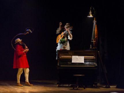 """Spettacolo teatrale """"Casa de Tàbua"""""""