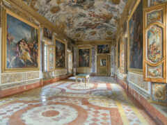 Palazzo Buonaccorsi, musei civici: la galleria dell'Eneide