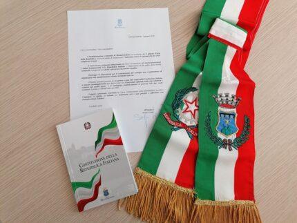 Costituzione donata ai neo-maggiorenni di Monteprandone