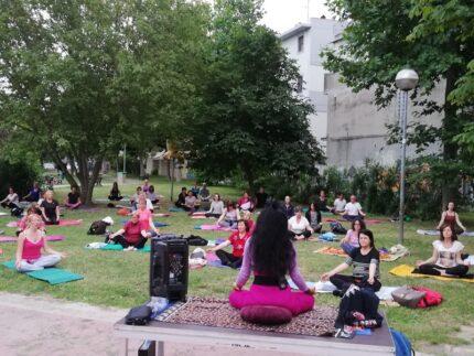 Yoga a San Benedetto del Tronto