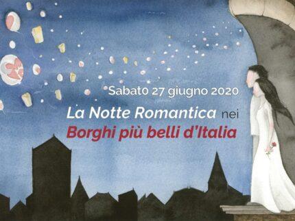 Notte Romantica a Montefiore dell'Aso