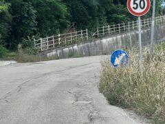 """Strada Provinciale """"Salaria superiore"""""""