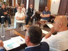 Convegno organizzato ad Arquata del Tronto da Confcommercio Ascoli Piceno