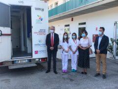 Inaugurazione dei nuovi spazi sanitari a Castel di Lama