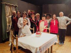 """Cast dello spettacolo teatrale """"Bugie e tradimenti"""""""