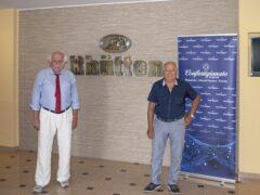 Mario Marinelli e Renzo Leonori