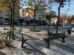 Nuovi arredi urbani installati a Monteprandone