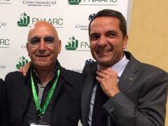 Tullio Luciani e Alberto Petranzan