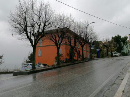 Via Borgo da Mare a Monteprandone