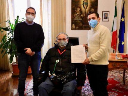 Rinnovo del Protocollo d'intesa a favore della disabilità ad Ascoli