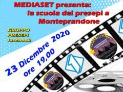 Accademia d'arte presepiale di Monteprandone su Italia 1