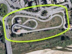 "Parco ciclistico ""Calise"" a Grottammare"