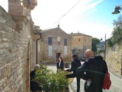 """Riprese effettuate a Grottammare per """"Il Borgo dei Borghi"""""""