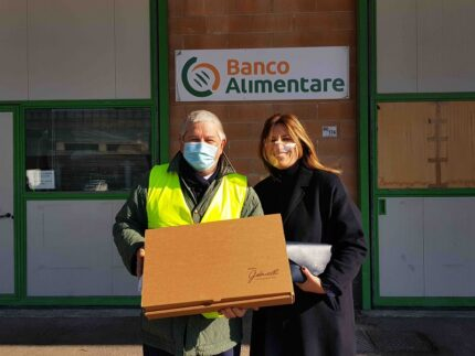 Donazione al Banco Alimentare di San Benedetto