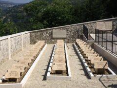 Cimitero partigiano di Pozza