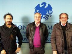 Daniele Fabiani, Fausto Calabresi, Ugo Spalvieri
