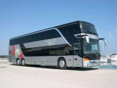 Un autobus della STEAT