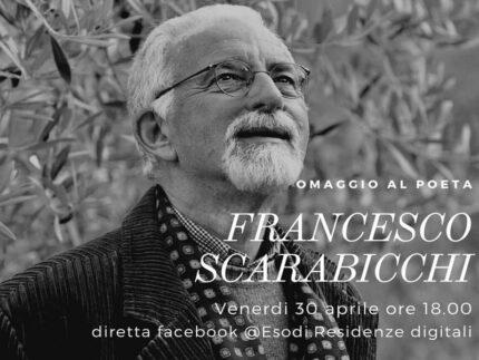 Omaggio a Francesco Scarabicchi