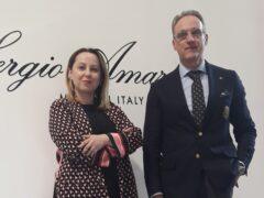 Moira Amaranti e Paolo Capponi
