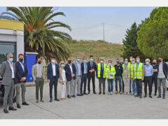 Sopralluogo cantiere SS16 ad Ancona