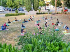 Yoga a Folignano