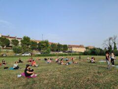 Corso di yoga a Offida