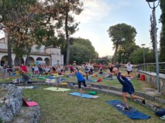 Corso di yoga ad Ascoli