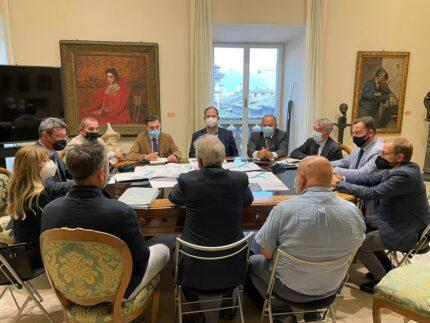 Incontro ad Ascoli sulla bonifica dell'ex-Sgl Carbon
